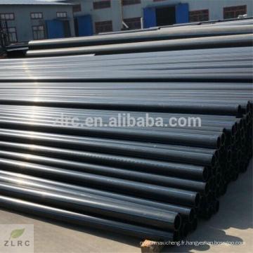 fabrication avec la liste de prix tube économique tuyau de pression HDPE tuyau
