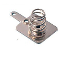 1 cell negative Spring Battery Contacts for AA 309 Batteries