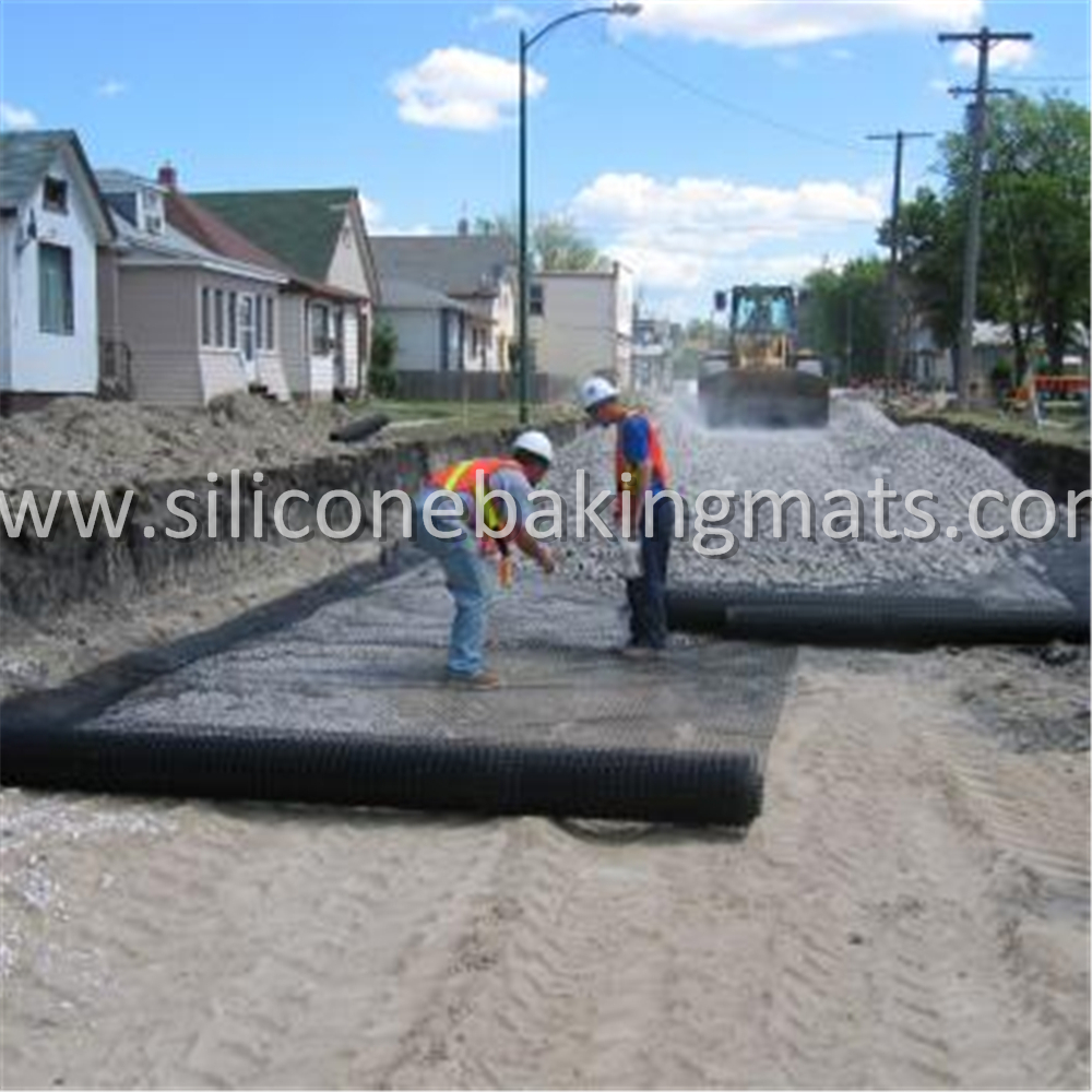 Soil Stabilization Pp Biaxial Geogrid