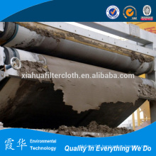 Filter belt for slude dewatering