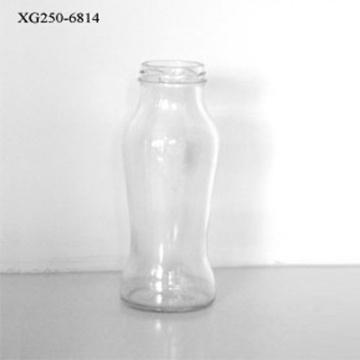 Glass Food Jar (XG250-6814) for Daily Use