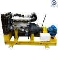 Pompe à huile entraînée par moteur diesel de KCB960 approuvée par CE