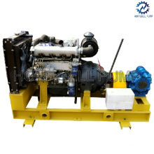 Bomba de aceite accionada por motor diesel del engranaje de KCB960 del CE