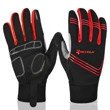Sport Fahrrad Rennhandschuhe Fahrrad Reiten Radfahren Handschuhe Full Finger Custom Winter Radfahren Handschuhe