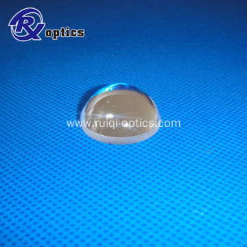 Diameter 12mm Focal Length 15mm Glass Aspheric Lens