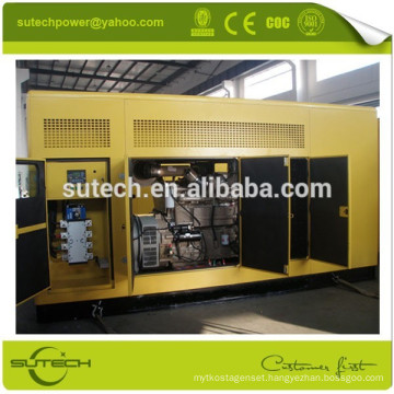 Factory price 600Kva silent diesel generator, powered by Cummins KTA19-G8 engine