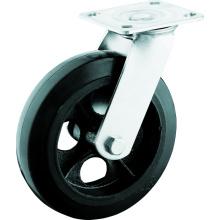 8 x 2 ruote in gomma per carrello pesante