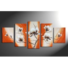 New Design Decorative Flower Oil Painting