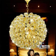 K9 Antiker kleiner Kristallleuchter im klassischen europäischen Stil für Schlafzimmer LT-7294