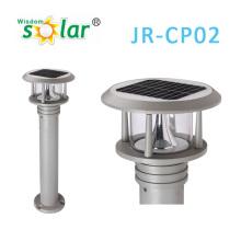 Luces de linterna de aluminio LED Solar por mayor fabricante de proveedores