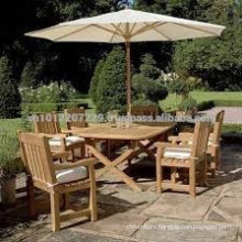 Acacia Solid wood Outdoor / Garden Furniture Set