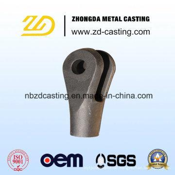 OEM Investment Steel Casting für Zug