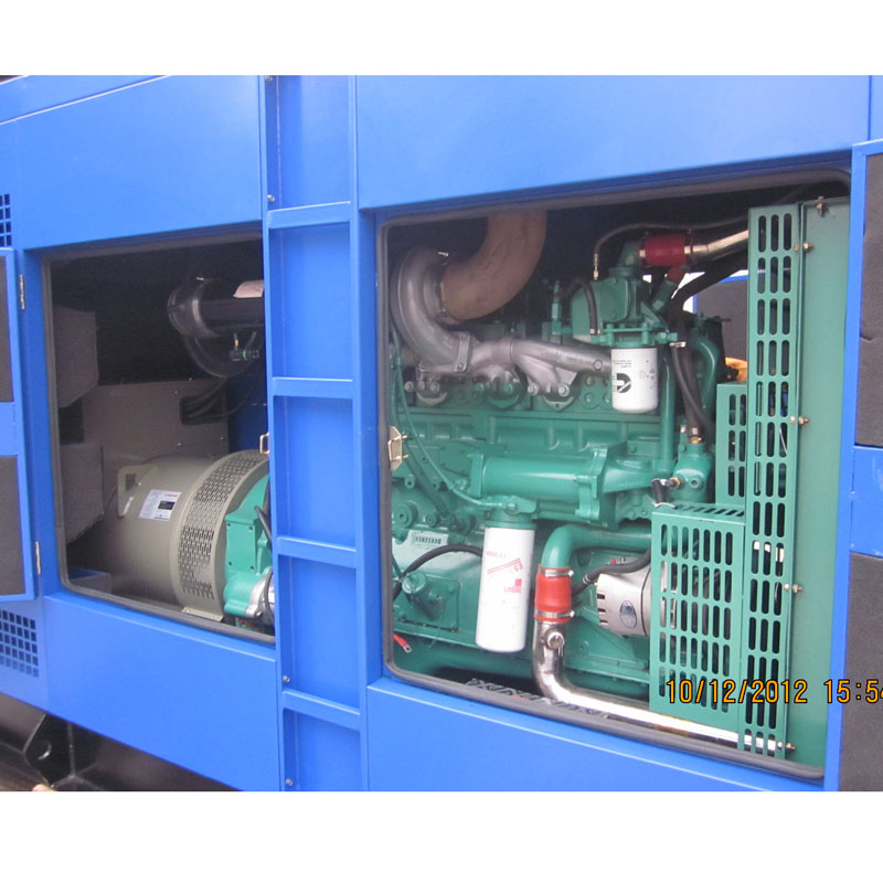25kVA~1675kVA Silent Diesel Generator with Cummins Engine