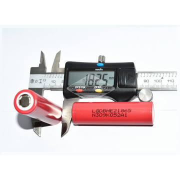 18650 Lithium LG HE2 20A 2500mah Cell