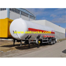 45000 liter 18ton Bulk LPG Semitrailers