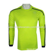Soccer Uniform Grade, long sleeve for man, Wholesale China factory supplier