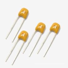 Condensador de cerámica multicapa radial de alto voltaje (TMCC03)