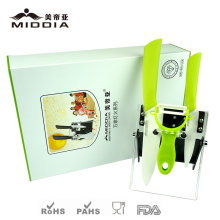 Colorbox Gift Packaging Ceramic Noble Knives with Julienne Peeler