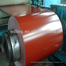 Color Coated Steel coil in low price