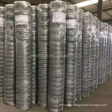 grassland/animal fence /field fence attractive appearance with good curve 100m/roll