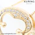 43064-Xuping moda jóias colar de ouro com loja online china 43064 Xuping moda jóias colar de ouro com loja online china