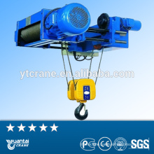 Double speed hoist 1t