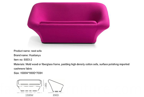 Nest 2 Seater Sofa