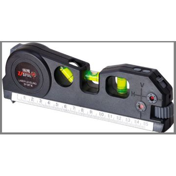 Digital Laser Tape Measure with Level