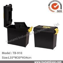 Plastic Storage Military Ammo Box, Fishing Box, Utility Tool Box, Dog Training Box (Model TB-910)