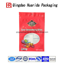 Food Grade Food Packaging Sweet Candy Sugar Plastic Bag