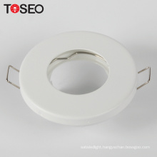 Light fitting housing seal recessed IP65 downlight with 304 stainless steel