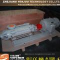 D Bomba de circulación de agua caliente horizontal multietapa