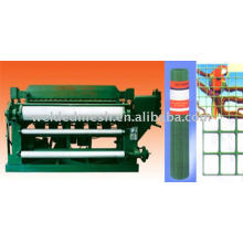 automatic and high efficient welded wire mesh machine