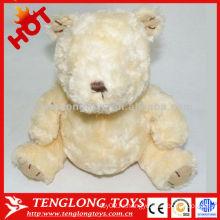 Прекрасная мягкая игрушка с плюшевым медвежонком с монетоприемником