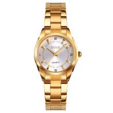 SKMEI 1620 Lady Dress Analog Quartz Stainless Steel Band Watch