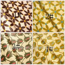 Mode Imprimé Damas Shadda Tissus Africains Style Nigérien Guinée Bazin Brocart Polyester