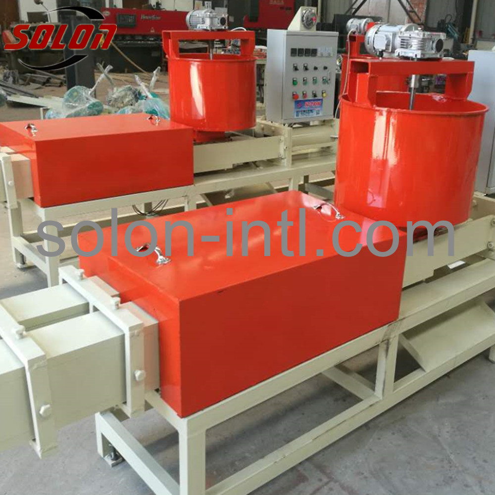 Automatic Timber Block Cutting Machine for pallet block