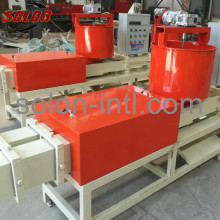 Solon timber pallet crusher for sawdust making machine