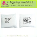Comfortable and Soft Anti-Bacterial Simple Couple Double Pillow