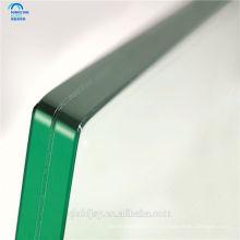 Panneau de clôture en verre trempé teinté clair de 12mm 15mm avec l'exportation vers l'Amérique du Nord