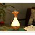 150ml Humidifier Ionizer Wood Grain Scented Oil Diffuser