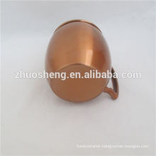Russian standard moscow mule copper mug