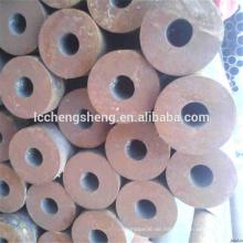 ASTM A53 nahtloses Rohr API 5L / SCh 40 Sch 80 Carbon nahtloses Stahlrohr