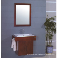 Wall Wooden Bathroom Cabinet (B-228)