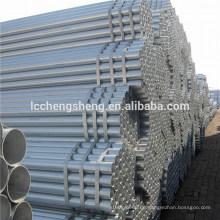 Verzinkt nahtlose Stahlrohr GI Rohr warmgewalzten Fabrik Preis