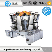 10 Head Multi-Head Combination Weigher