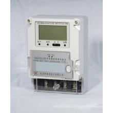 Einphasiges Smart Fee Control Elektrisches Leistungsmessgerät mit Multi-Tarif