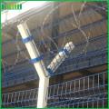Высококачественный аэропорт сварной склад e забор для шоссе
