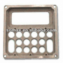 Aluminum Injection Die Casting, Customized Die Casting Parts