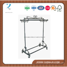 Steel Garment Rack for Botique